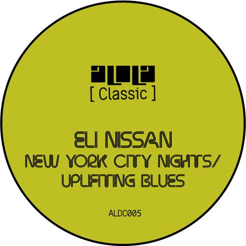 Eli Nissan - Uplifting Blues