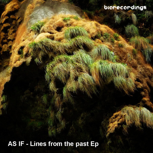 AS IF - Lines From The Past Ep