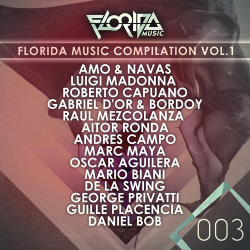 Florida Music Compilation Vol.1 - Aitor Ronda & Andres Campo - Man with fluor tongue