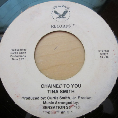 Tina Smith - Chained To You (Sensation)