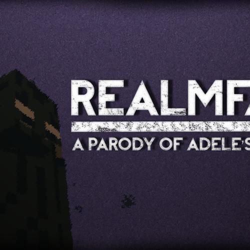 """Realmfall - Minecraft Parody Of """"Skyfall"""""""