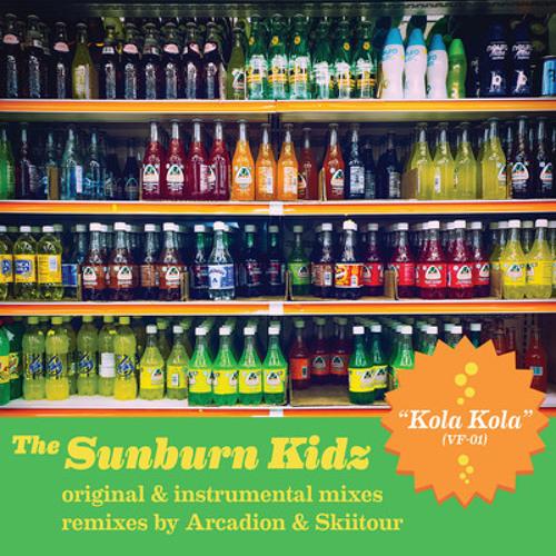 The Sunburn Kidz - The Kola Kola (SkiiTour Remix)