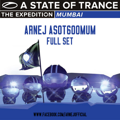 Arnej - ASOT600 Mumbai FULL SET