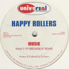 UNI018 - Happy Rollers / DJ Demo - Musik (Hams 99 Breakbeat Remix)