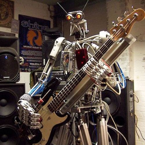 It's my robot rock n roll (free download)