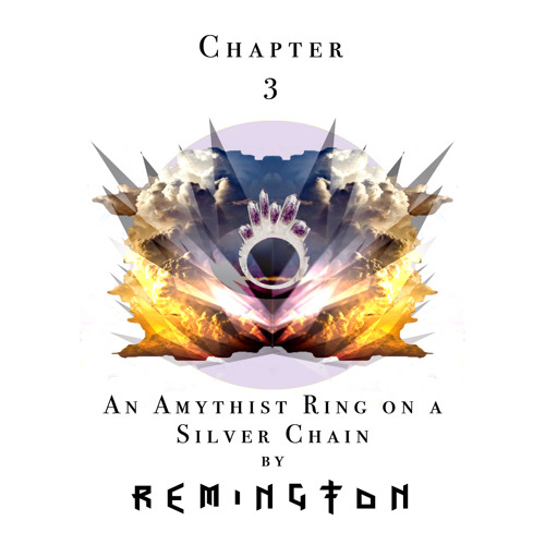 Chapter 3  An Amythist Ring on a Silver Chain.