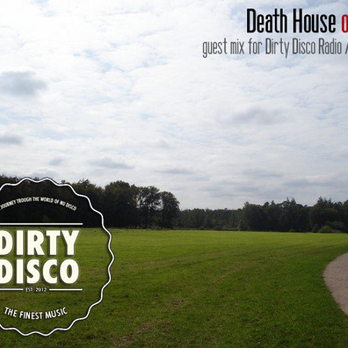 Guest Mix for Dirty Disco Radio // 4 - 1 - 2013