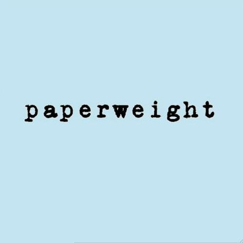 Paperweight ft. Joshua Ransom ( Joshua Radin Cover)