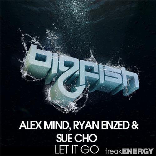 Sue Cho, Alex Mind, Ryan Enzed - Let It Go (Edgar Orn Festival Mix) *FREE DL*
