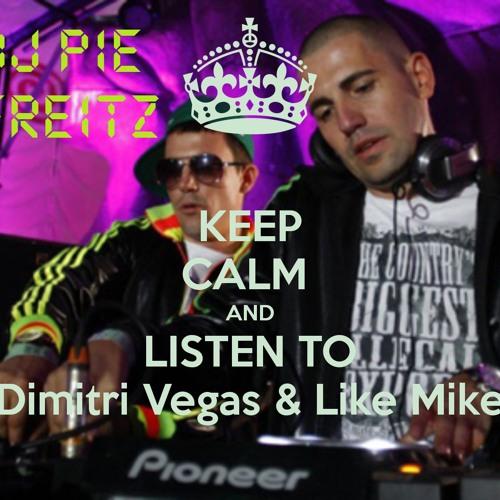 DJ Pie Freitz - Wakanda Vs Mammot (Dimitri Vegas & Like Mike)