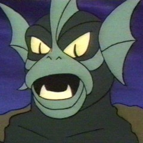 Gangus - Sea monster Skank (Vigilance's mystery solving VIP)