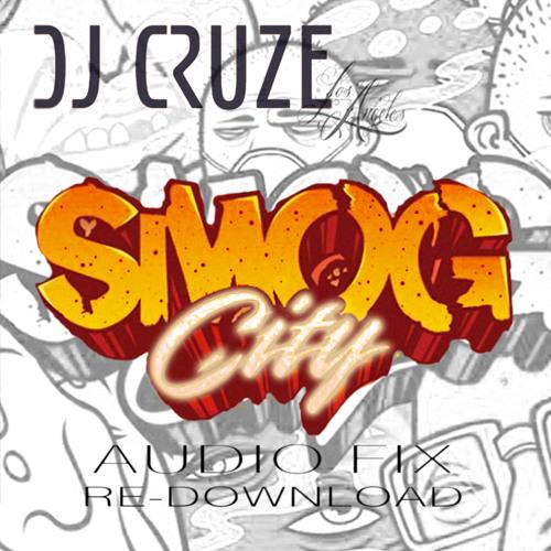 SMOG CITY MIX by DJ Cruze (LA)