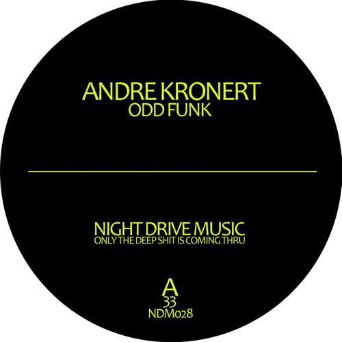 NDM028 - A1 - Andre Kronert - Odd Funk