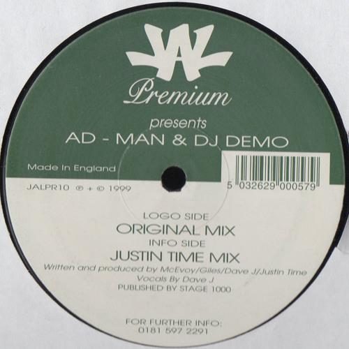 Ad-Man & Demo - Pleasure & Pain (Justin Time Remix) - JAL Premium