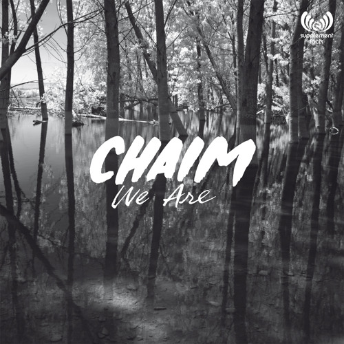 Chaim - We Are (preview)