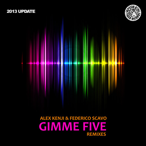 Alex Kenji & Federico Scavo - Gimme Five (General Tosh Remix)