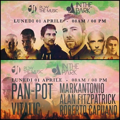 Markantonio Live@play_the_music_Oldriverpark_Caserta 1-04-2013