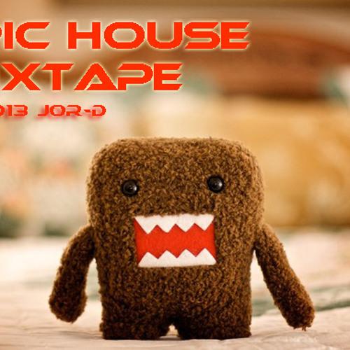Jordi Brink - Epic House Mixtape April 2013