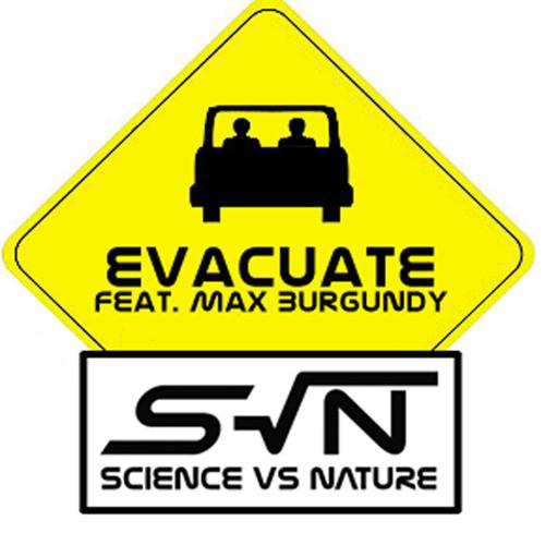 Evacuate featuring Max Burgundy