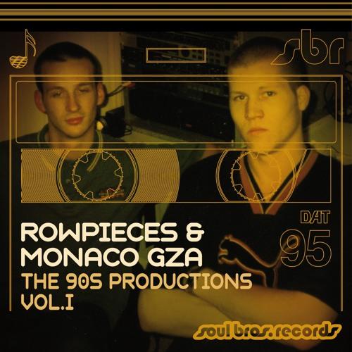 Rowpieces & Monaco GZA - Summer Comeback [Release date: April 8th 2013]
