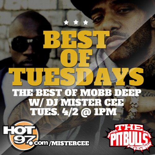 Mr Cee - Best of Mobb Deep - Best of Tuesday