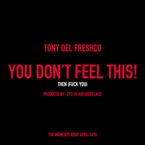 You Don't Feel This  (Fuck You)