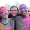 Pittsburg State University Students Celebrate Hindu Festival of Colors