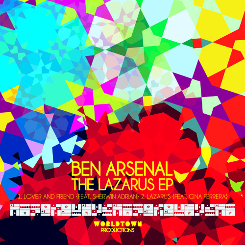 Ben Arsenal & Gina Ferrera- Lazarus (Original Mix)