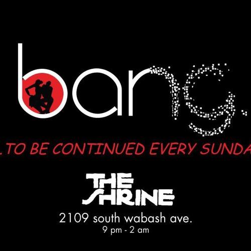 Terry Hunter Live Bang Sundays At The Shrine Mix 3-10-2013