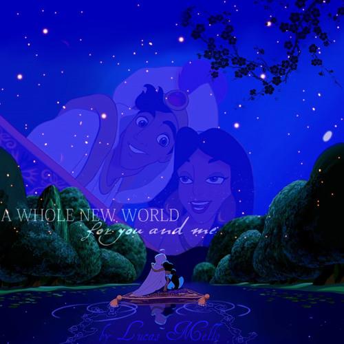 Um mundo ideal - (A whole new world)  by Lucas Mello