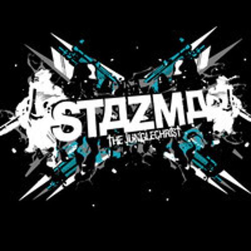 BKZCAST009 - STAZMA Bankizz's Frozen Junglechrist Live