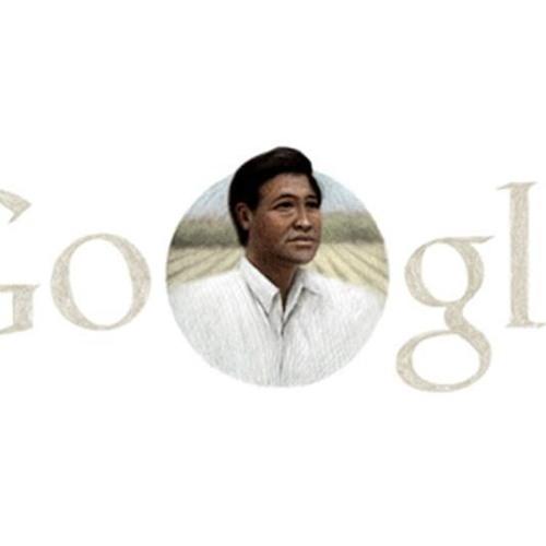 Google's Celebration of Cesar Chavez Instead of Easter
