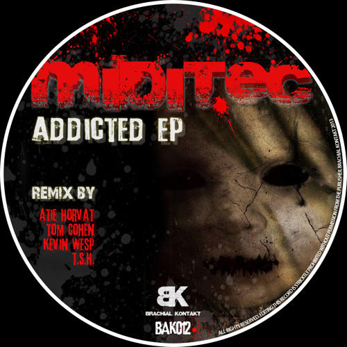 [BAK012] Miditec - Splitter (Original Mix) - OUT NOW!