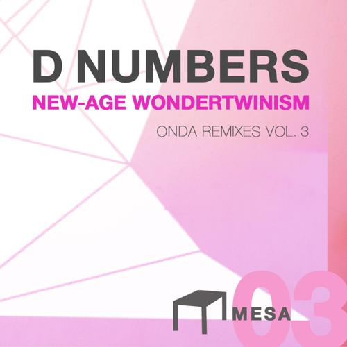 D Numbers - New Age Wondertwinism (Original Mix)
