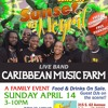 Caribbean Music Farm Band Live at Negril on the green - April 14