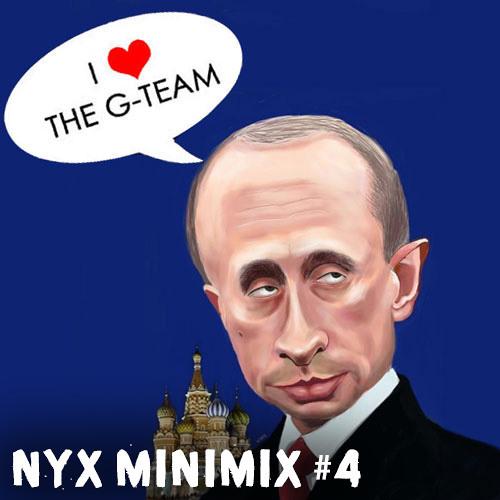 NYX MINIMIX #4