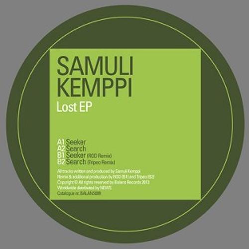 Samuli Kemppi- Seeker 'ROD Remix' (Balans) PREVIEW