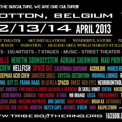 Pre-TribesGathering-Teaser by Roscoe Deem