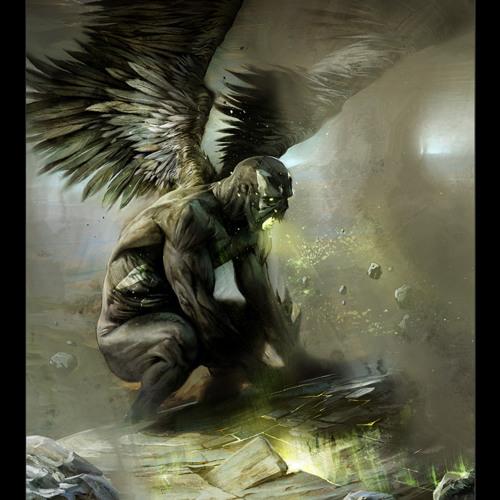 DropDead- Earth Angel of Darkness