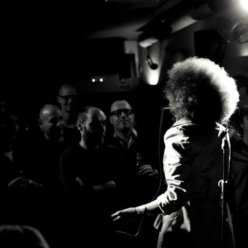 Superfly Party - The Flytones feat. Khaoula Bouchkhi 28/03/2013
