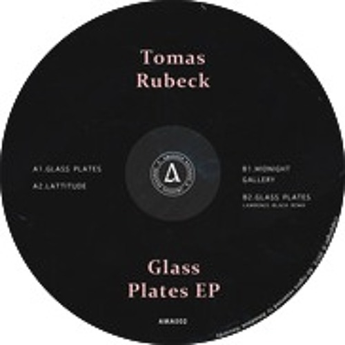 [AMAD002] Glass Plates EP