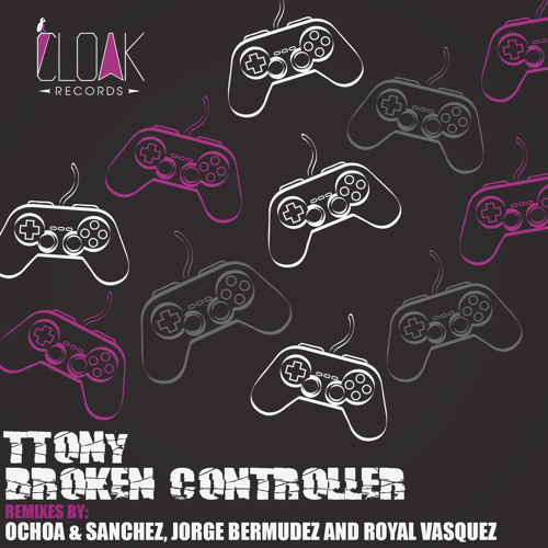 Broken Controller (Royal Vasquez Royalty RMX) OUT NOW! on Beatport,iTunes
