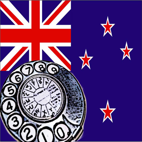 "New Zealand - ""Hawera"" Switchboard Emergency Number Announcement"