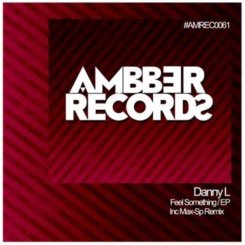 DANNY L  - '' FEEL SOMETHIN '' (Original) - PREVIEW CUT @ Soon On Beatport! - #AMREC0061