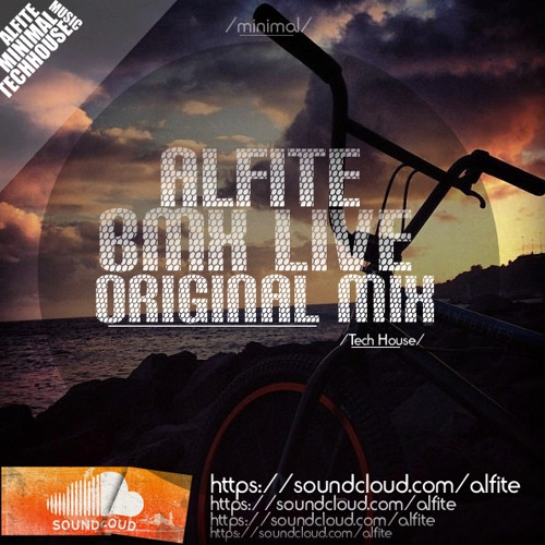 Alfite - Bmx live (Original Mix) Tech-House Demo
