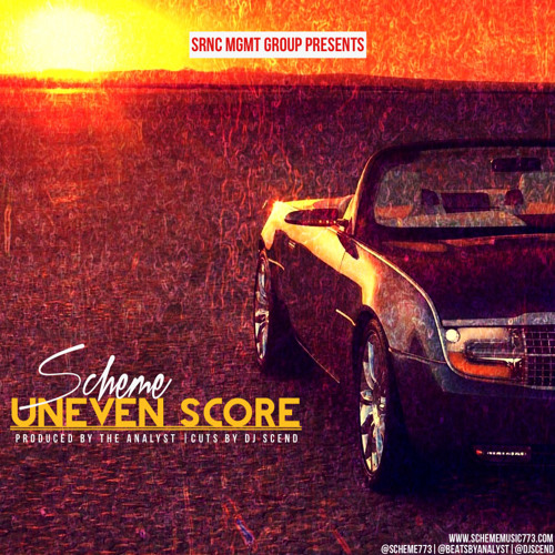 Scheme - Uneven Score (produced by The Analyst)