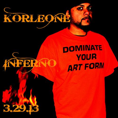 Korleone - Unleashed - 01. Inferno