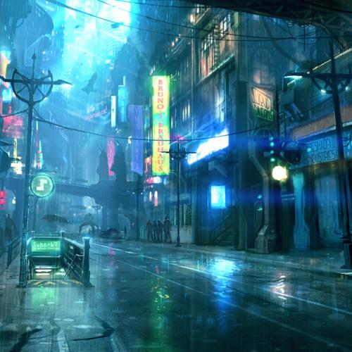Ranjit Nijjer - Dark City Lights - Hard Techno DJ Set - April 2013