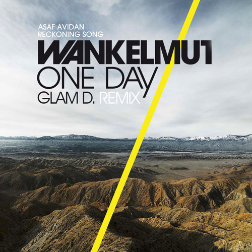Asaf Avidan & the Mojos - One Day Reckoning Song (Glam D. Remix 2013)