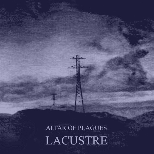 Altar of Plagues - Through the Collapse - Black drone version